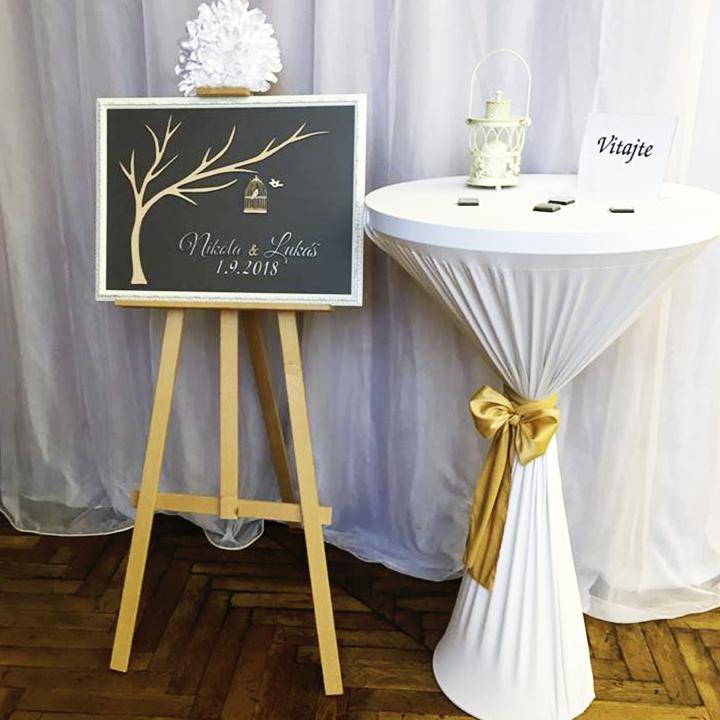 Stand by stôl